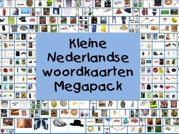 Dutch words flashcards megapack 2