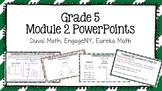 Duval Math (Engage NY, Eureka Math) Grade 5 Math Module 2