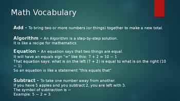 Duval Math, Engage NY, Eureka Math Grade 5 Module 1 Lesson 9