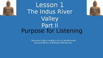 Duval Reads 2nd Grade Module 2 Lesson 2 (The Indus River Valley part II)