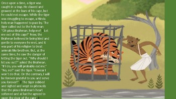 Duval Reads 2nd Grade Module 2 Lesson 4 ( The Tiger, the Brahman, and the Jacka)