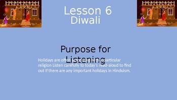 Duval Reads 2nd Grade Module 2 Lesson 6 (Diwali)