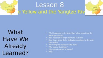 Duval Reads 2nd Grade Module 2 Lesson 8 (The Yellow and the Yangtze Rivers)