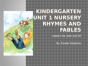 Duval Reads Engage NY Lessons 4A and 4B  Nursery Rhymes and Fables