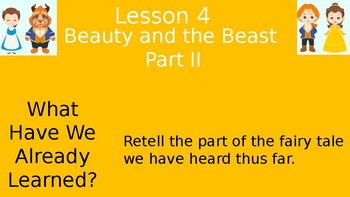 Duval Reads (Engage NY) Module 1 Lesson 4 (Beauty and the Beast Part II)
