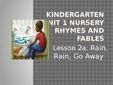 Duval Reads Unit 1 Lesson 2A  Rain Rain Go Away & 2B It's