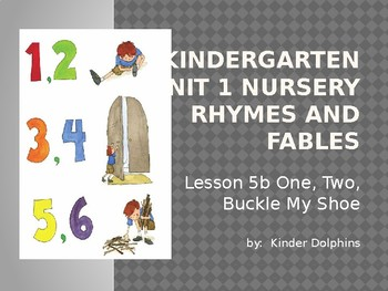 DuvalReads Unit1 Nursery Rhymes & Fables L5A ThisLittlePig5BOneTwoBuckleMyShoe