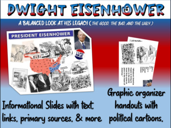 Dwight Eisenhower: quotes, cartoons, foreign/domestic lega