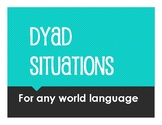 Dyad Situation Prompts