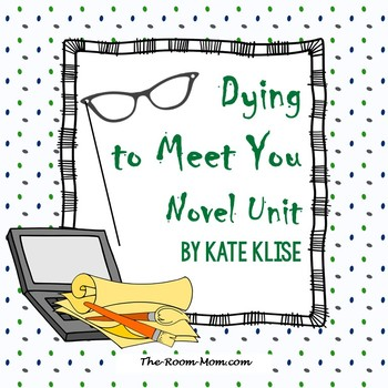 43 Old Cemetery Road: Dying to Meet You Novel Unit
