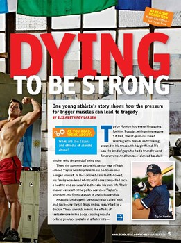 Dying to be Strong Article
