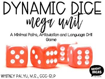 Dynamic Dice Mega Unit - Artic, Phono and Language!