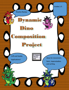 Musical Composition with Dynamic Dino Composition Project