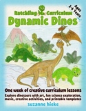 Dynamic Dinos: one week of hands-on science investigation and sensory activities