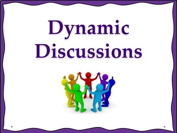 Dynamic Discussions build Reading Comprehension using Coll