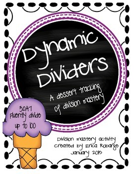 Dynamic Dividers Mastery Activity