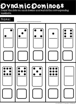 Dynamic Dominoes