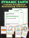 Dynamic EARTH Claims Evidence Reasoning Stations