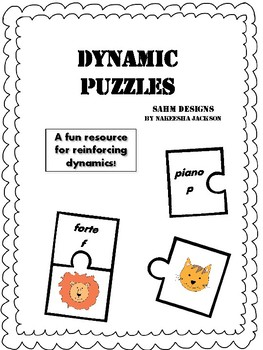 Dynamic Puzzles