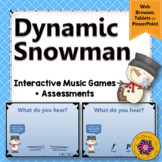 Dynamics ~ Winter Music Games (Interactive Music Games} snowman