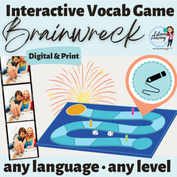 Brainwreck - A Dynamic Vocabulary Practice Game