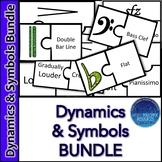 Dynamic and Symbols Puzzle BUNDLE