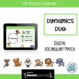 Dynamics Duo BOOM Cards for Paperless Classrooms