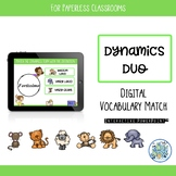 Dynamics Duo Interactive PowerPoint for Paperless Classrooms