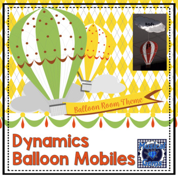 Dynamics Mobiles - Balloon Theme