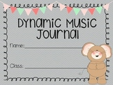 Dynamics Music Journal