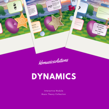 Dynamics Music Interactive Games