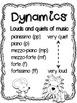 Dynamics Poster - Color, black & white, PLUS editable versions