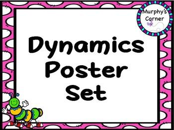 Dynamics Poster Set Option 2
