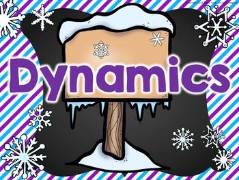 Dynamics Posters - Arctic Theme