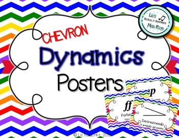 Dynamics Posters: Chevron
