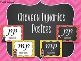 Dynamics Posters - Chevron Theme