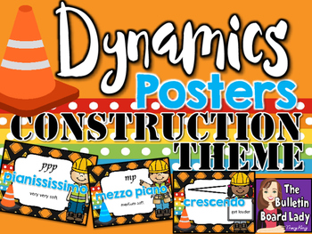 Dynamics Posters - Construction Theme