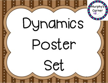 Dynamics Posters Option 3