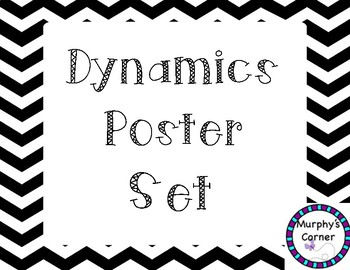 Dynamics Posters Option 4