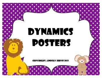 Dynamics Posters - Polka Dots