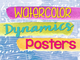 Dynamics Posters - Watercolor
