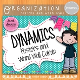 Dynamics {Posters and Word Wall Cards}