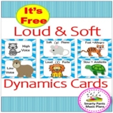 Dynamics {Posters and Word Wall Music Cards}