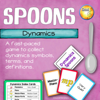 Dynamics Spoons Game