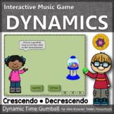 Dynamics Crescendo Decrescendo ~ Music Opposite Interactive Music Game {gumball}