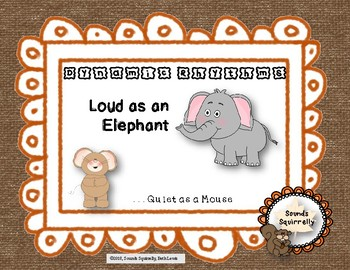 Dynamics and Voices Rhythm Worksheets