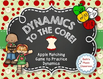 Dynamics to the Core - Matching Game to Review Dynamics