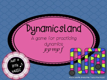 Dynamicsland--A Board Game for Practicing Dynamics