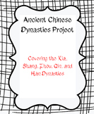Dynasties of Ancient China Group Project