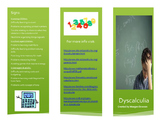 Dyscalculia Information Handout